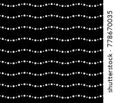 seamless dot pattern | Shutterstock . vector #778670035