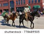 Cody  Wyoming  Usa   July 4th ...