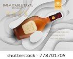 design premium ads template... | Shutterstock .eps vector #778701709