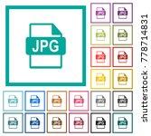 jpg file format flat color...