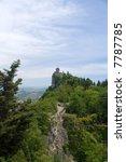 castello della cesta  one of... | Shutterstock . vector #7787785