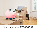 moving   at the front left is a ... | Shutterstock . vector #778804537