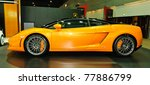 Постер, плакат: Lamborghini Gallardo LP560 2 on