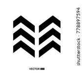 business logo template | Shutterstock .eps vector #778897594