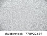 silver bokeh background | Shutterstock . vector #778922689