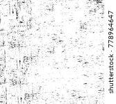 grunge black and white pattern. ... | Shutterstock . vector #778964647