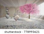 the room in which the tree... | Shutterstock . vector #778993621