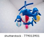 Blue Fish Doll Toys And...