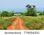 dirt road in the murchison... | Shutterstock . vector #779056531