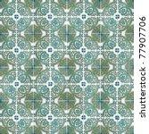 seamless tile pattern of...   Shutterstock . vector #77907706