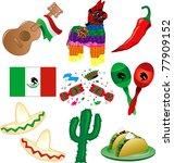 raster version illustration of...   Shutterstock . vector #77909152