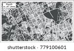 riyadh saudi arabia city map in ... | Shutterstock .eps vector #779100601