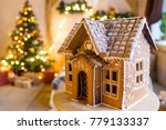 Gingerbread House Over...