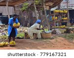 kampala  uganda   aug 26  2010  ... | Shutterstock . vector #779167321
