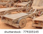 Hand Made Wooden Toy Car From...
