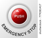 Emergency Stop Push Button  Re...