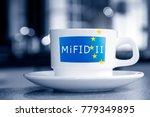 markets in financial... | Shutterstock . vector #779349895