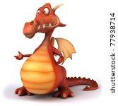 dragon   Shutterstock . vector #77938714