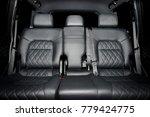 back passenger seats in modern...   Shutterstock . vector #779424775