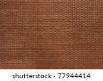 Real Unstitched Brick Wall
