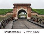 the petrovaradin fortress ...   Shutterstock . vector #779444329