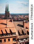 nuremberg is the second largest ... | Shutterstock . vector #779445814