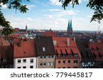 nuremberg is the second largest ... | Shutterstock . vector #779445817