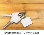 house key on the table | Shutterstock . vector #779448535
