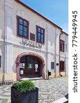 czech republic  kourim   jun 11 ... | Shutterstock . vector #779449945