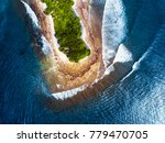 aerial view of the tropical... | Shutterstock . vector #779470705