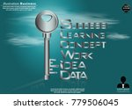 key    text variety     modern ...   Shutterstock .eps vector #779506045
