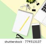 hi tech travel gadget   Shutterstock . vector #779513137