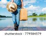 advertising travel  vacation ... | Shutterstock . vector #779584579