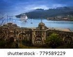 tall ship juan sebastian elcano ... | Shutterstock . vector #779589229