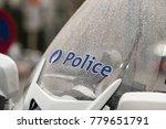 brussels  belgium   december 7  ...   Shutterstock . vector #779651791