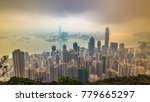 the famous morning view of hong ... | Shutterstock . vector #779665297