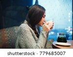 flu cold or allergy symptom...   Shutterstock . vector #779685007