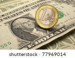 Euro And Dollar Currency