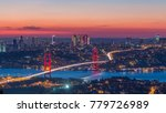 istanbul city skyline cityscape ... | Shutterstock . vector #779726989