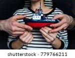 "Tugboat ""fairplay"" Model"