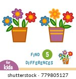 find differences  education... | Shutterstock .eps vector #779805127