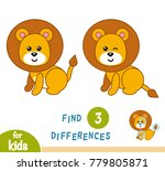 find differences  education... | Shutterstock .eps vector #779805871