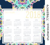 vector of 2018 new year...   Shutterstock .eps vector #779859979