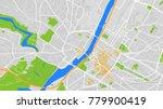 map city france | Shutterstock .eps vector #779900419