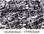 abstract grungy black and white ... | Shutterstock .eps vector #779902669