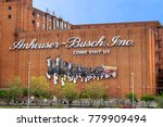 saint louis  mo usa   04 24... | Shutterstock . vector #779909494