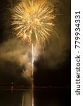 Small photo of Fireworks Kissimmee Florida