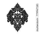 vintage ornament  baroque... | Shutterstock .eps vector #779967181