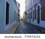 old san juan  puerto rico march ... | Shutterstock . vector #779973151