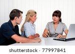 consultation | Shutterstock . vector #77997841